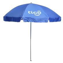 Ручной открытый рекламный зонтик от солнца (JS-042)