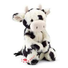 Vache moo douce en peluche