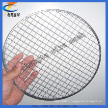 Professional Galvanized Wire Crimped Mesh