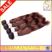 Pelo Natural europeo Braid estilos cinta extensiones cabello virgen por mayor de proveedores