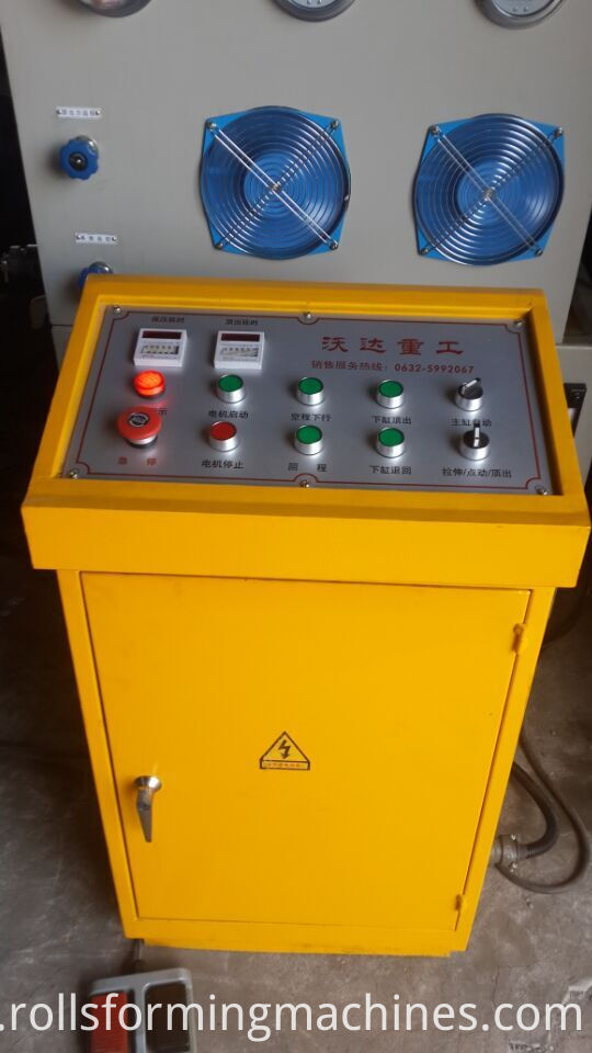 PLC for Anchors Pipe Making Machine