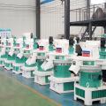 Biomass Poplar wood pellet machinery