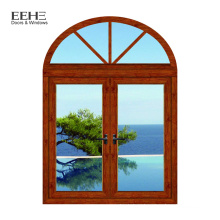 Round arch aluminum window price