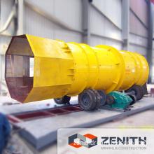 Zenith Sieving Equipment, Mining Rotary Sieve