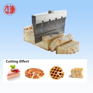 Ultrasonic cake cutting system with cutter for sale