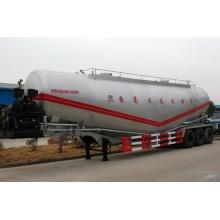 3 Axles Bulk Cement Powder Tank Trailer Truck for Sale