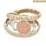 Lady's New Rose Gold Customized Watch for Fashion Accessories (SA2159-2)