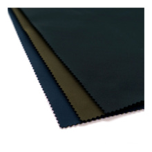 Promotional Three Layers Pongee Machinery Mechanical Fabric for Clothing 100% Polyester Fabric Microfiber Fabric Woven Plain