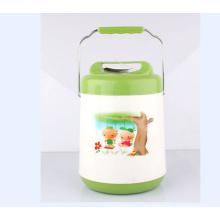Plastic Food Warmer Thermal Food Warmer Lunch Box