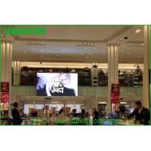 5mm Steel or Aluminum Indoor Advertising Video LED Display Panel