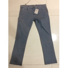 Men's Long Casual Pant Garment Dye