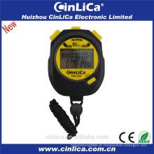 HS-220 mini cronômetro cronômetro avançado multi-funcional