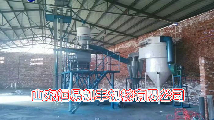 screening and packaging, winnowing equipment