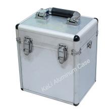 Boîte à outils en aluminium pour maquillage (TOOL-013)