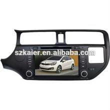 Schock Preis Auto Multimedia System für KIA K3 / Rio mit GPS / Bluetooth / Radio / SWC / Virtuelle 6CD / 3G Internet / ATV / iPod / DVR