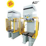 Electric C-frame Hydraulic Press , Shallow Drawing Press Equipment