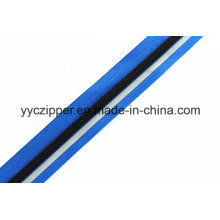Nylon Zipper with Reflective Tape for Outdoor Coat