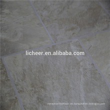 Billig Laminatboden Indoor leicht Klick Laminatboden EIR & Marmor Oberfläche Kunststoff Bodenbelag