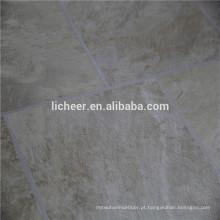 Piso laminado barato indoor fácil clique laminado pavimentação EIR & mármore piso de plástico de superfície
