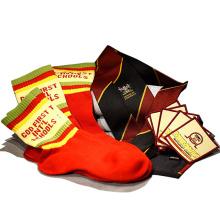 custom school uniform design silk tie knit sock woven badge uniform design makers