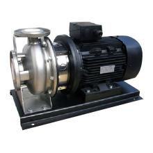 Pompe centrifuge horizontale d'eau de l'étape unique d'acier inoxydable de Zs