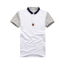 70%Cotton30%Polyester Cheap Wholesale Plain Polo T-Shirt for Men