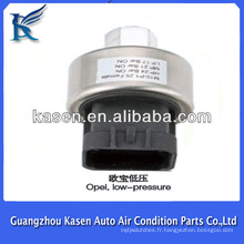 Interrupteur automatique de pression AC pour Opel, basse pression