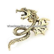 Pendientes de oído únicos Dragon Ear Earrings EC19