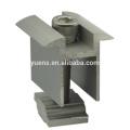 Standard Solar Home System Aluminum Solar Mid Clamp
