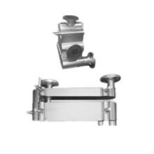Алюминиевый пластинчатый теплообменник для сушилки воздуха