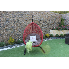 Synthetic Poly Rattan Egg Hammock