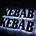 Outdoor Reverse Lit LED Channel Letters