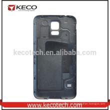 Ventas calientes para la cubierta de batería posterior de la cubierta de la galaxia S5 I9600 de Samsung