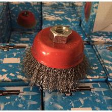 2,5 polegadas de aço inoxidável copo escova (YY-621)