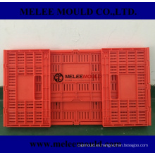 Melee Plastic Food Grade Crate Mold