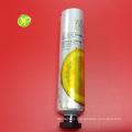 Gel crema tubos cosméticos tubos de aluminio y envases de plástico tubos tubos de Pbl de Abl