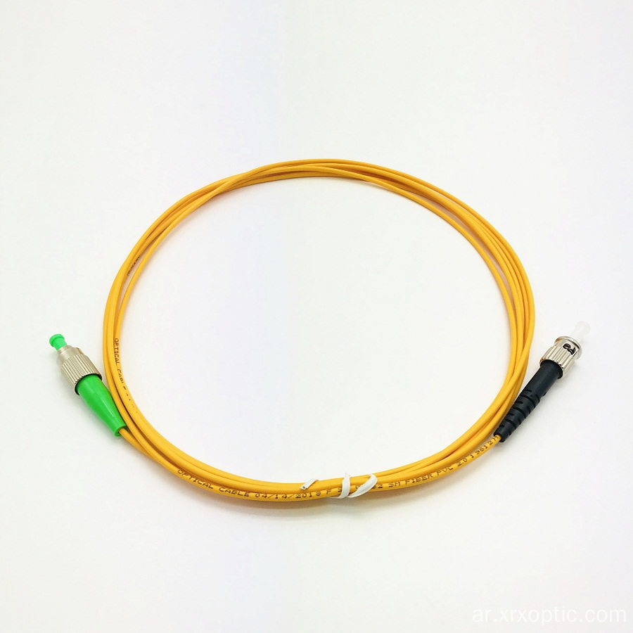 FC إلى ST 2.0 simplex sm patch cord