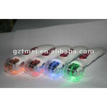 0,2 mm-2,0 mm 540 agujas fotón + vibración + BIO derma rodillo