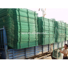 welded wire mesn fence