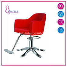 Adjustable Aluminium Cosmetic Easy Carrying Barber Chair
