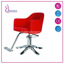 Justerbar Aluminium Cosmetic Easy Carrying Barber Chair