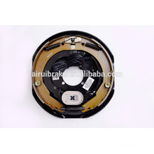 "12"" electric drum brake for trailer with long black wire"