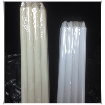 Snabb leverans Haiti off white candles