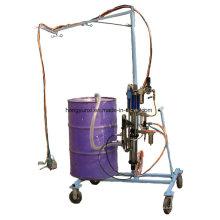 Pistola de pulverização para fabricação de produtos FRP