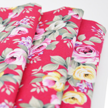 T/C 65/35 printed finished fabric