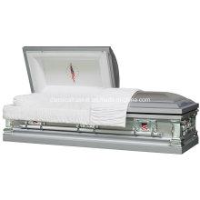 en honneur inox USA Style cercueil