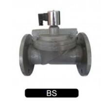 """Válvula solenoide tipo brida de puerto grande de la serie BS de 2.5 """"~ 6"""""""