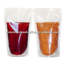 Plain Nylon Vacuum Pouches for oil & food