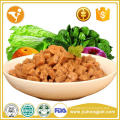 Pet food type and dogs/cats application super wet pet food pet snack