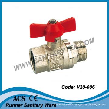 Brass Water Ball Valve (V20-006)